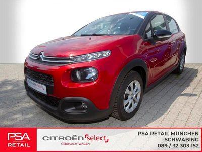 gebraucht Citroën C3 Pure Tech 82 FEEL NAVI SHZ KLIMAAUT.