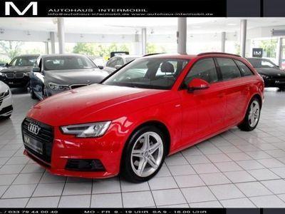 gebraucht Audi A4 Avant Sport 2.0TDI s-line*Assist Pakete*s-Tr.