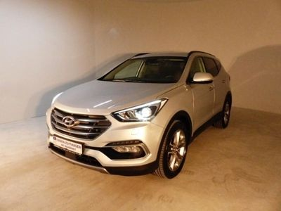 used Hyundai Santa Fe 2,2 CRDi 4WD Premium Automatik, Freispr., Navi,360