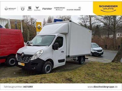 gebraucht Renault Master dCi 145 20,5m³ L3H1 HUMBAUR FlexBox