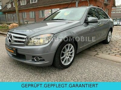 gebraucht Mercedes 180 C -Klasse Lim.CCGI BlueEfficiency Automatic als Limousine in Hamburg