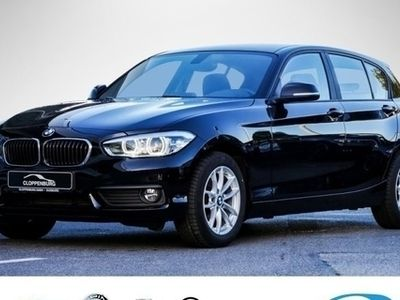 gebraucht BMW 118 i 5-Türer Advantage LED Navi Bus. Tempomat
