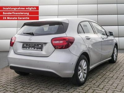 gebraucht Mercedes A180 d Limousine Style/Navi/SHZ/Licht-/Sicht