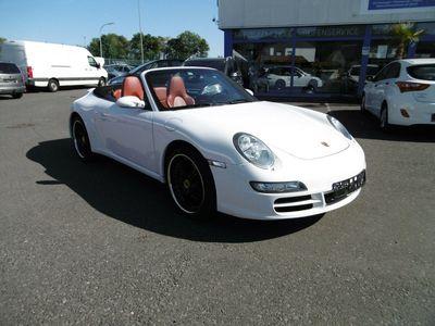 gebraucht Porsche 911 Carrera 4 Cabriolet 997