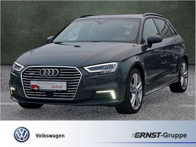gebraucht Audi A3 Sportback 40 e-tron S tronic S line LED Navi GRA LM PDC