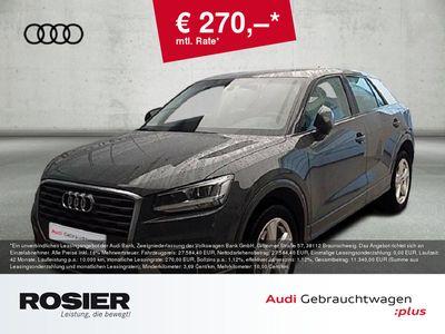 gebraucht Audi Q2 35 TFSI sport LED Navi SHZ PDC Klima Bluet