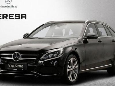 gebraucht Mercedes C350e T Avantgarde Comand Fahrassist.