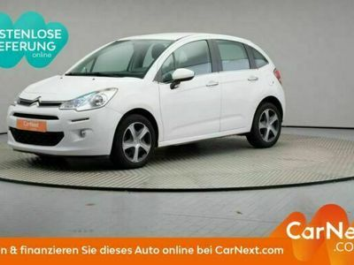 gebraucht Citroën C3 HDi BlueHDi 100 Selection Kamera Sitzhzg