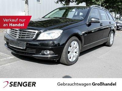 gebraucht Mercedes C220 CDI BlueEfficiency Navi Automatik Elegance Fahrzeuge kaufen und verkaufen
