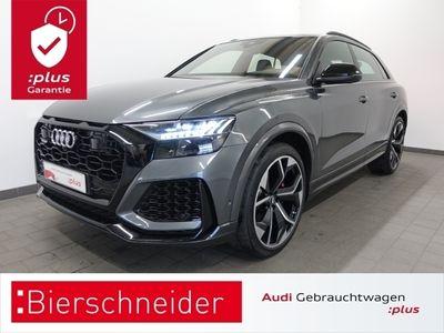 gebraucht Audi RS Q8 23 MATRIX S-SITZE B&O VIRTUAL LUFT AHK UMGE