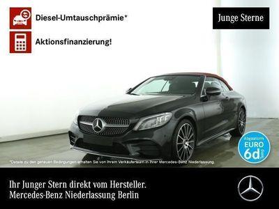 used Mercedes C300 Cabriolet