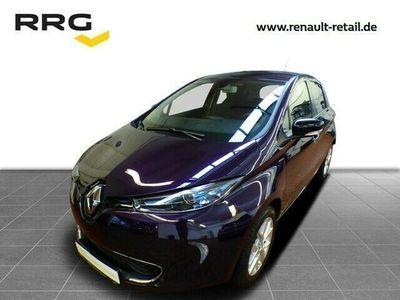gebraucht Renault Zoe Life ZE 40 zzgl. Batteremiete Limited Paket