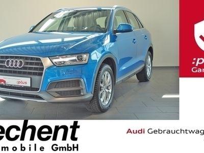 gebraucht Audi Q3 Design 1.4 TFSI Navi Plus Connect GRA