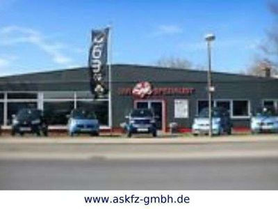 gebraucht Skoda Roomster Scout Plus Edition PANORAMA ALU`S