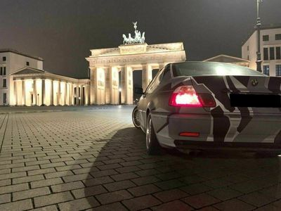 gebraucht BMW 323 e46 ci LPG TÜV Anhägerkupp,Xenon