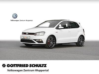 gebraucht VW Polo GTI 1,8 DSG PANO SHZ PDC VO HI GRA