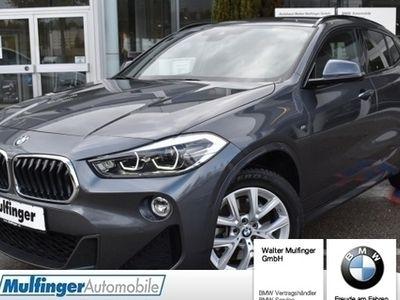gebraucht BMW X2 sDr.20i M Sport DKG DrvAs.Navi+HUD KomfZ.AHK