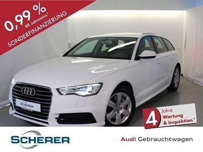 gebraucht Audi A6 Avant 3.0 TDI s-tronic, MMI NAVI, AHK schw., APS P