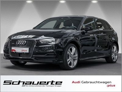 gebraucht Audi A3 Sportback e-tron 1.4 TFSI S LINE LANE ASSIST NAVI+