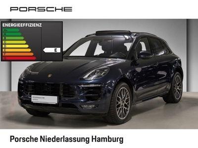 gebraucht Porsche Macan Turbo 3.6 Sportabgasanlage Luftfederung