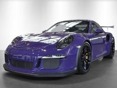 käytetty Porsche 911 GT3 RS MwSt. ausweisbar, KM-Stand: 11
