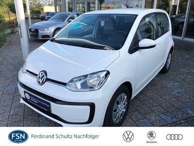 gebraucht VW up! up! move75 PS 4Türen, Klima, Bluetooth, maps+more Dockingstation