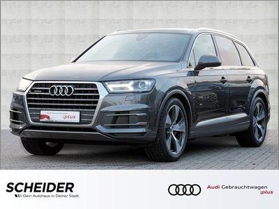 gebraucht Audi Q7 3.0 TDI qu S line Navi virtual AHK Pano