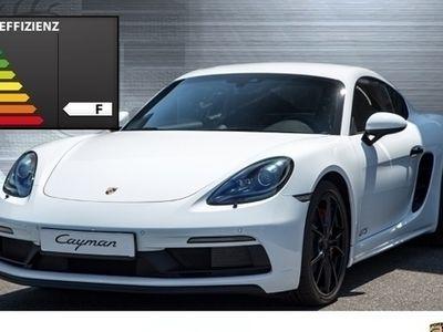 gebraucht Porsche 718 CaymanGTS Sportabgasanlage BOSE PDLS