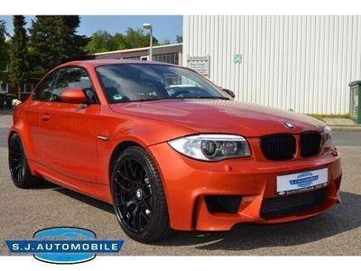 gebraucht BMW 1M Coupé Liebhaberfzg,Vollleder,TOP Zustand