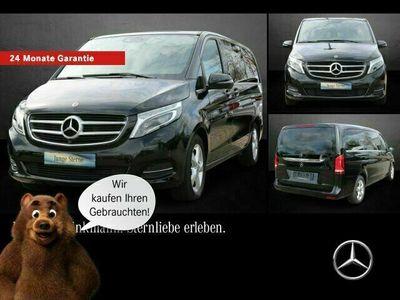 gebraucht Mercedes V250 d AVANTG. COMAND/Klima/Standhzg./LED/360°K Basic