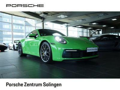 gebraucht Porsche 911 Carrera S 992 Sport Chrono Sportabgas Bose