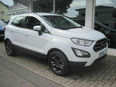 gebraucht Ford Ecosport 1.0 EcoBoost Cool & Connect