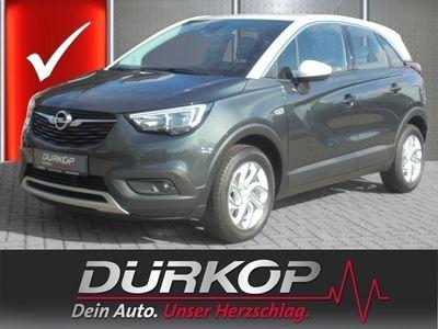 gebraucht Opel Crossland X INNOVATION 1.2 Turbo Sitzhzg Kamera PDC v+h