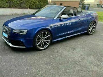 gebraucht Audi RS5 Cabrio S tronic 4.2 Quattro