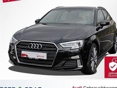 gebraucht Audi A3 Sportback Sport SB 1.5TFSI sport/Navi+/Virtual/Sitzhzg/DAB