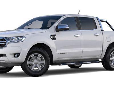 gebraucht Ford Ranger 2.0 TDCi 170 Aut 4x4 Limited DK in Kehl