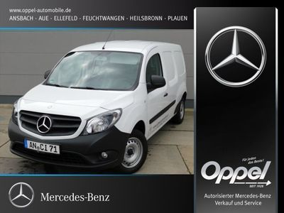 käytetty Mercedes Citan 109 CDI KA Extralang +KLIMA+USB-MP3-RADIO+