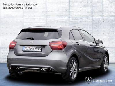 gebraucht Mercedes A180 BE Urban LED Keyless-Go PTS AHK Sitzheizung