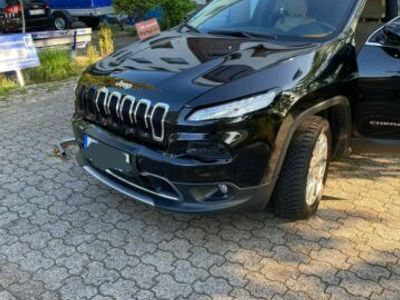 gebraucht Jeep Cherokee 2.2 Multijet Active Drive II Automa...