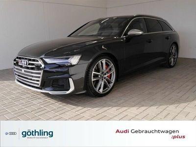gebraucht Audi S6 Avant TDI Pano LED Navi HUD Standh. B&O AHK mem