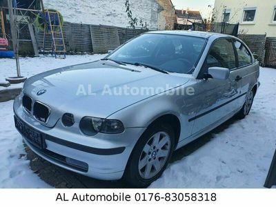 gebraucht BMW 316 Compact Baureihe 3 Compact ti als Sportwagen/Coupé in Sinsheim- Reihen
