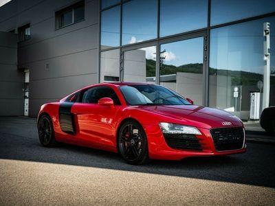 gebraucht Audi R8 Coupé 4.2 FSI quattro Sonderfarbe Kamera Neu Servis