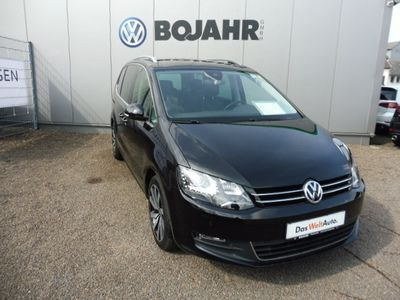 gebraucht VW Sharan Comfortline 2,0 TDI BMT Euro 6