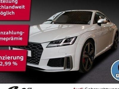 gebraucht Audi TTS Coupé Coupe TFSI quattro S tronic MMI Navi plus M