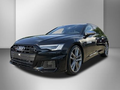 gebraucht Audi S6 Avant TDI tiptronic quattro AAS AHK ACC Allradl