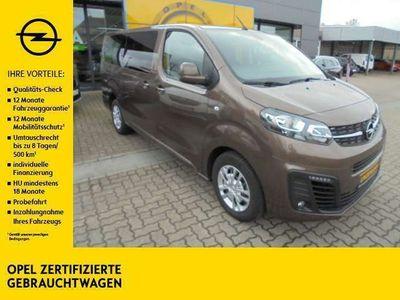 gebraucht Opel Zafira Life 1.5 CDTI Selection L (L3) Allwetter 9-Sitzer