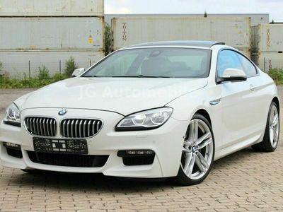 gebraucht BMW 650 i Coupé*M-SPORT*HEAD-UP*LED*SOFTCLOSE*KAMERA