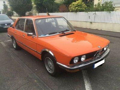 gebraucht BMW 518 E12