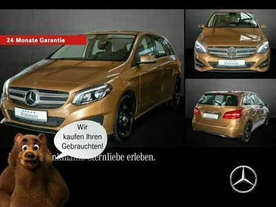 gebraucht Mercedes B200 Urban/Navi/LED/SHZ/Parktronic/KeylessGo Kamera