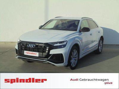 gebraucht Audi Q8 50 TDI S Line selection Quattro Automatik